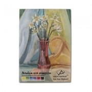 Альбом для акварели VISTA-ARTISTA  12 л.  А4  ( 21.0х29.7 )