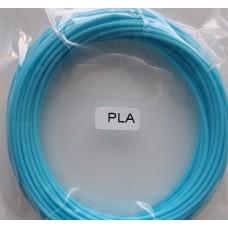 Пластик PLA 1,75 голубой