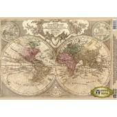 Карты и бумага