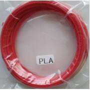 Пластик PLA 1,75 красный