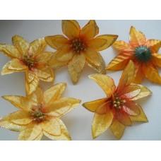 Пуансетия  или Рождественский цветок 11см