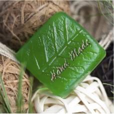 Пластиковая форма Квадрат лист Hand Made