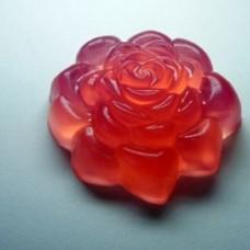 Пластиковая форма для мыла Декор