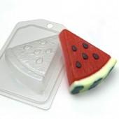 Пластиковая форма длямыла Арбуз - Ломтик