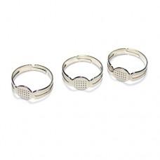 Основа для кольца, серебро