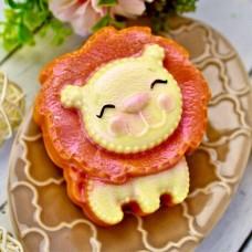 Пластиковая форма Веселый  львенок