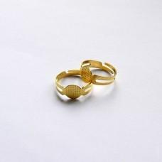 Основа для кольца, золото