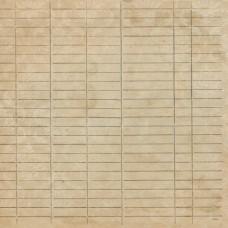 Бумага для скрапбукинга 30,5х30,5 см 180 гр/м двусторон Точка Невозврата Военные Объекты 1 лист