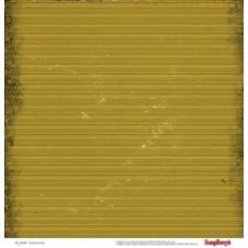 Бумага для скрапбукинга 30х30см 170 гр/м двусторонняя Май