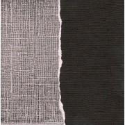 Бумага с внутренним слоем 30*30 см ЧЕРНАЯ МАГИЯ БЛЕДНО-РОЗОВЫЙ