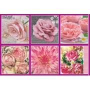 Салфетки бумажные Love2Art АССОРТИ 3х слойные SDD 33х33 см набор №41 Цветочная поэзия