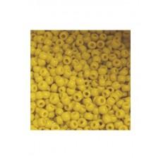 Бисер Zlatka GR 8/0 №0042 желтый  10 г