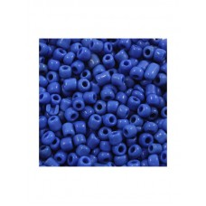 Бисер Zlatka GR 8/0 №0048 т.синий  10 г
