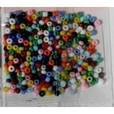 Бисер Zlatka GR 8/0 №0051 разноцветный   10 г