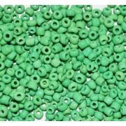 Бисер Zlatka GR 8/0 №0047М зеленый  10 г