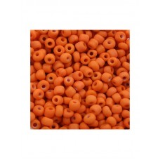 Бисер Zlatka GR 8/0 №0050М оранжевый 10 г