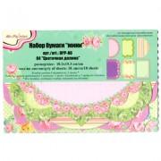 Набор бумаги мини  Mr.Painter  DPP-A6  3 х  18 л.  0.2x15.3 см 04 Цветочная долина