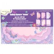 Набор бумаги мини   Mr.Painter  DPP-A6  3 х  18 л.  0.2x15.3 см 05 Лиловое облако