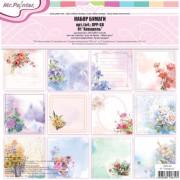 Набор бумаги Mr.Painter DPP-S8 48 л. 20.3x20.3 см 01 Акварель