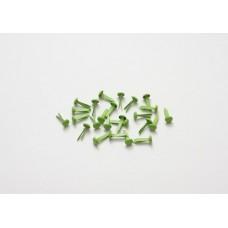 Набор брадсов, 25 шт, зеленые