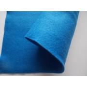 Декоративный фетр, толщина 1,4мм, мягкий, синий