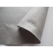 Декоративный фетр, толщина 1,4мм, мягкий, серый