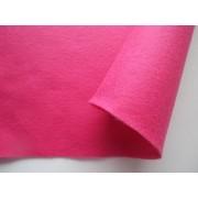 Декоративный фетр, толщина 1,4мм, мягкий, темно-розовый