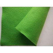 Декоративный фетр, толщина 1,4мм, мягкий, молодая зелень