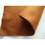 Декоративный фетр, толщина 1,4мм, мягкий, коричневый