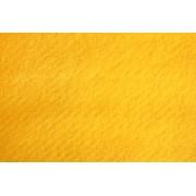 Фетр декоративный 1мм, жесткий, желто-оранжевый