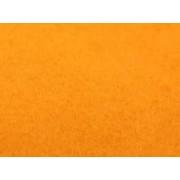 Фетр декоративный 1мм, жесткий, оранжевый