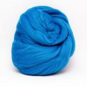 Пряжа FY-050   Шерсть для валяния   100% мериносовая шерсть   50 г №0473 голубая бирюза