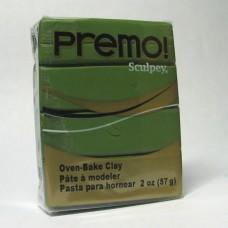 Sculpey Premo PE02 5007 оливковый