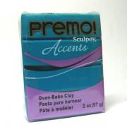 Sculpey Premo PE02 5038 изумрудно-жемчужный