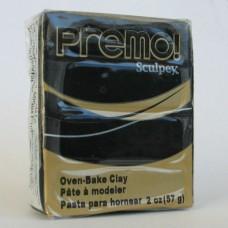 Sculpey Premo PE02 5042 черный