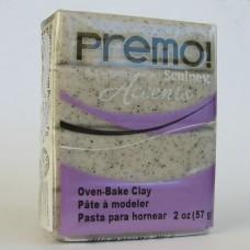 Sculpey Premo PE02 5065 серый гранит