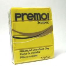 Sculpey Premo PE02 5072 желтый цинк