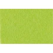 Декоративный фетр, толщина 2мм, жесткий, светло-зеленый
