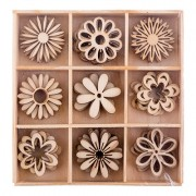 Декоративные элементы  Mr.Painter DWE-01 04 Цветочки
