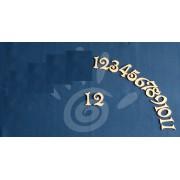 Цифры арабские округлые 5 см №30-0026