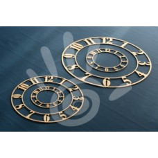 Набор арабских циферблатов Премиум (малый) 4 шт №30-0024