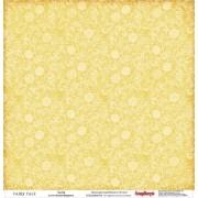 Бумага для скрапбукинга 30,5х30,5 см 180 гр/м двусторон Сказка про Фей Чары