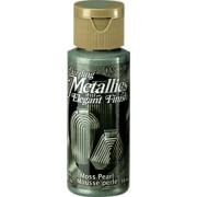 Акриловая краска Dazzling Metallics Перламутровый Темно-зеленый 60 мл
