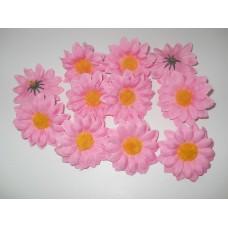 Ромашка 5см розовая