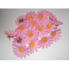 Ромашка 4см розовая