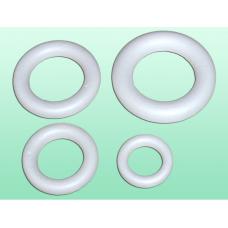 Круг пенопластовый 10см