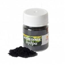 Ворсовая пудра черная, 10 гр