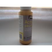 Краска акриловая PEBEO декоративная Acrylic Paint   59 мл 097073 золотой солнечный металлик