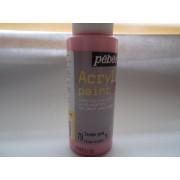 Краска акриловая PEBEO декоративная Acrylic Paint   59 мл 097079 нежный розовый перламутровый