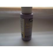 Краска акриловая PEBEO декоративная Acrylic Paint   59 мл 097080 глициния перламутровый